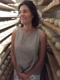 Gaia at Cheese Maker