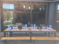 Outdoor Tasting at CMC